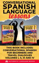 Conversational Spanish Language Lessons