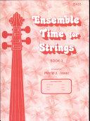 Ensemble Time for Strings Book 1 Pdf/ePub eBook
