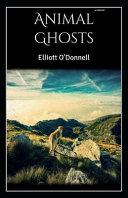 Animal Ghosts Illustrated