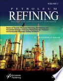 Petroleum Refining Design and Applications Handbook Book