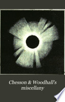 Chesson & Woodhall's Miscellany