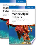Marine Algae Extracts  2 Volume Set