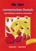Aprendiendo palabras alemanas: