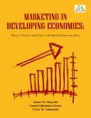 Marketing in Developing Economies