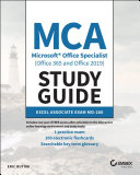 MCA Microsoft Office Specialist Excel Study Guide