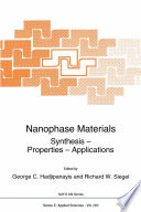 Nanophase Materials