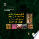 Atlas of date palm in Egypt Book