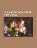 Films about Abduction Book