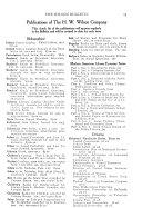Wilson Library Bulletin