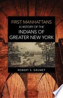 First Manhattans