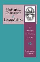 Meditation, Compassion & Lovingkindness