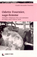 Odette Fournier, sage-femme