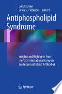 Antiphospholipid Syndrome Book
