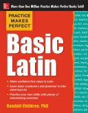 Pdf Practice Makes Perfect Basic Latin Telecharger