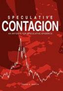 Speculative Contagion