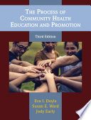 The Process of Community Health Education and Promotion