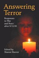 Answering Terror