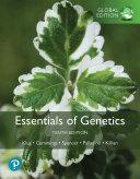 Essentials of Genetics  eBook  Global Edition Book