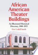 African American Theater Buildings