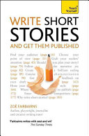 Write Short Stories - and Get Them Published