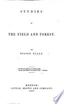 Studies in the Field   Forest