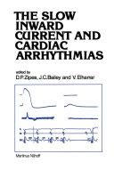 The Slow Inward Current and Cardiac Arrhythmias Pdf/ePub eBook