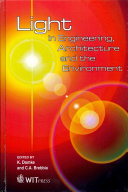 Light in Engineering, Architecture and the Environment