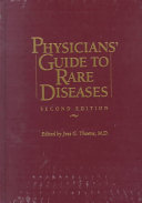 Physicians  Guide to Rare Diseases