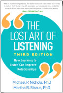 Lost Art of Listening, Third Edition