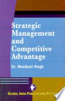 Strategic Management and Competitive Advantage Book
