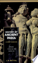 History Of Ancient India A New Version From 7300 Bb To 4250 Bc  PDF