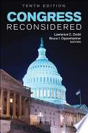 Congress Reconsidered  10th Edition