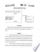 Frederick J O Meally Et Al Securities And Exchange Commission Litigation Complaint