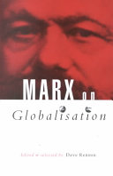 Marx on Globalisation ebook