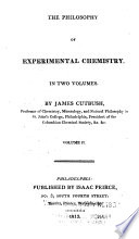 The Philosophy of Experimental Chemistry