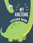 My Awesome Sticker Book