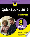 """QuickBooks 2019 All-in-One For Dummies"" by Stephen L. Nelson"