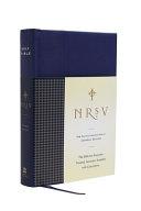 NRSV Standard Catholic Ed Bible Anglicized (navy/blue)