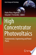 High Concentrator Photovoltaics Book PDF