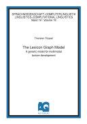The Lexicon Graph Model