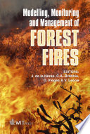 Modelling  Monitoring and Management of Forest Fires