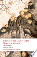 Literature And Science In The Nineteenth Century