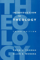 Introduction to Theology, 3rd Edition
