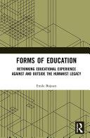 Forms of Education [Pdf/ePub] eBook