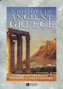 A History of Ancient Greece Book