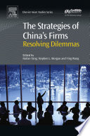 The Strategies of China   s Firms