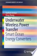 Underwater Wireless Power Transfer