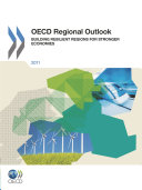 OECD Regional Outlook 2011 Building Resilient Regions for Stronger Economies