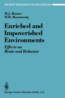 Enriched and Impoverished Environments