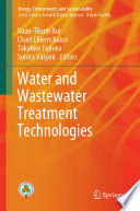 Water and Wastewater Treatment Technologies Book
